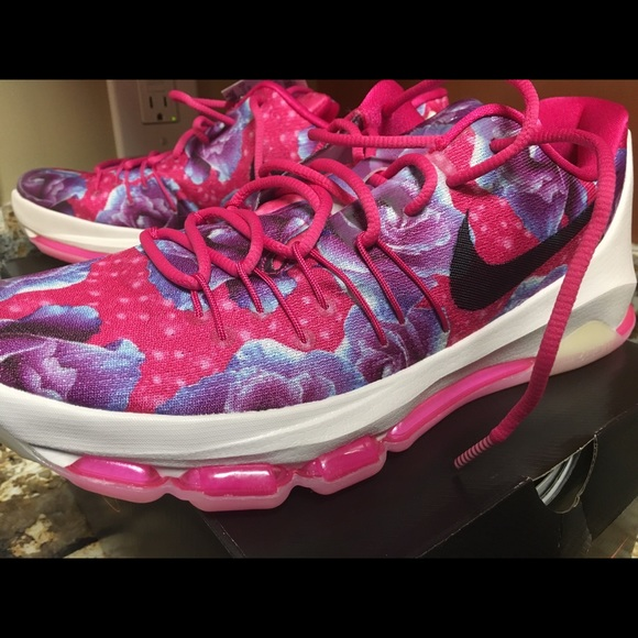 sale retailer d3cad a2b76 NIKE KD 8 Aunt Pearl Size 11 Kevin Durant NEW!
